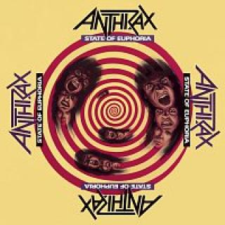 Anthrax – State Of Euphoria [30th Anniversary Edition] – LP
